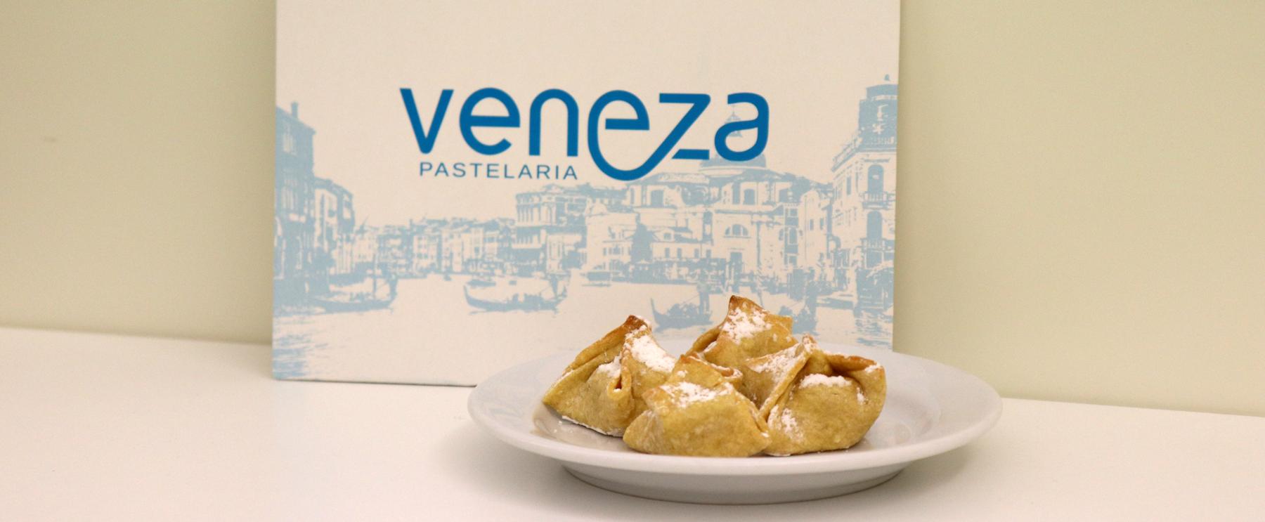 Os doces conventuais da Pastelaria Veneza