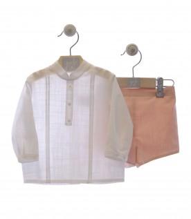 Conjunto Blusa e Calção