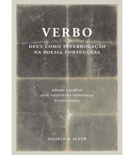 Verbo - Deus como interrogação na poesia portuguesa