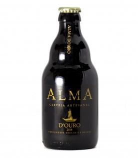 Cerveja Alma D'ouro