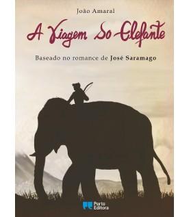 A Viagem do Elefante – BD Baseado no romance de José Saramago