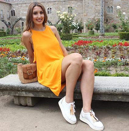 Modelo por um dia - Daniela Martins