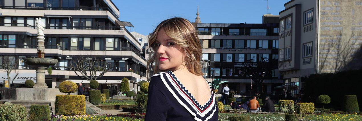 Diana Carneiro: blogger, modelo e jornalista