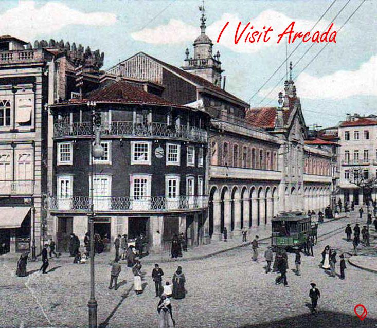 I Visit Arcada