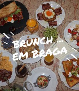Há um novo brunch para degustar... em Braga!