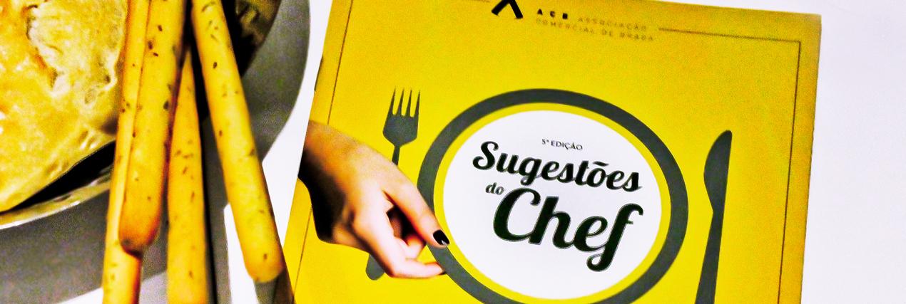 """Meeting de Sabores """"Sugestões do Chef"""" no Brac Restaurante"""