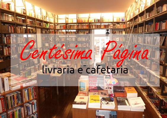 Livraria e cafetaria