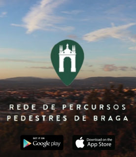 App: Rede de Percursos Pedestres
