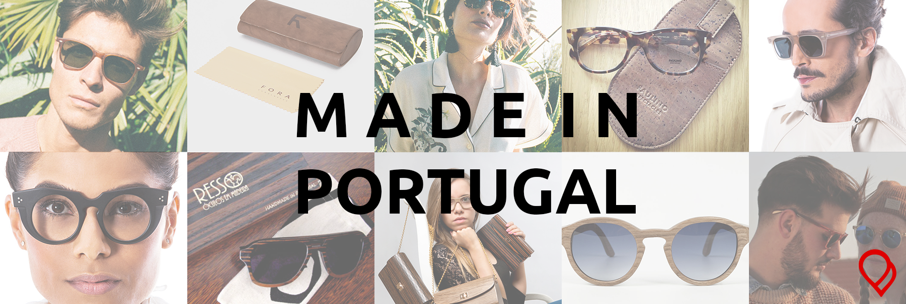 "Óculos ""Made in Portugal"""