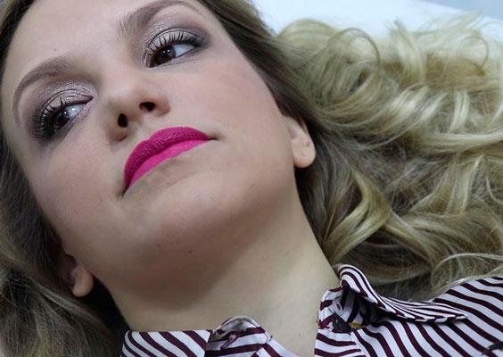 Making Off | Modelo por um dia: Diana Carneiro