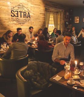 Setra Bar, o ponto de encontro das artes!