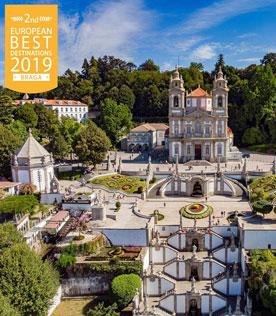 Tudo o que não pode perder no 2º Melhor Destino Europeu 2019
